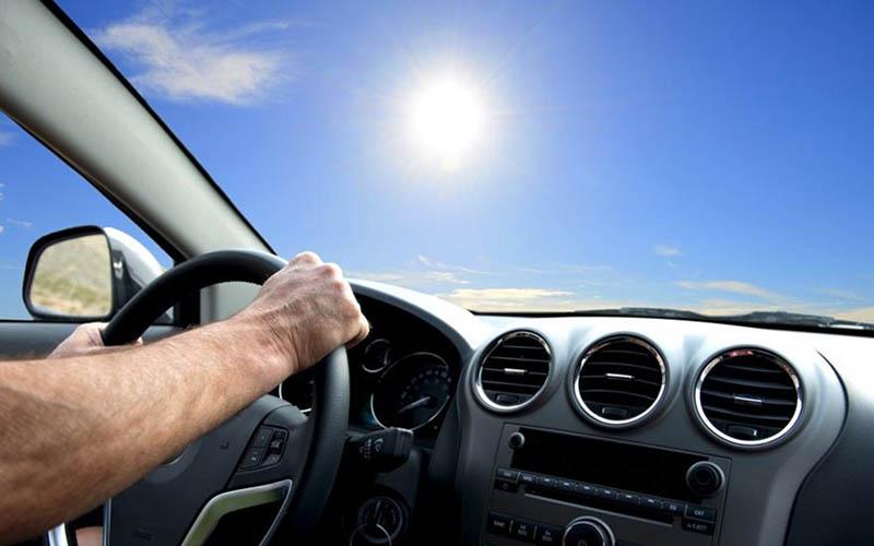 Pasar calor coche verano