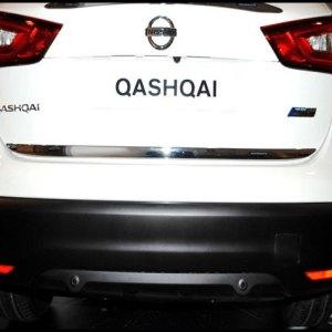 moldura inferior maletero Nissan Qashqai Nuevo