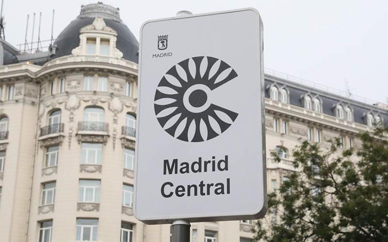 Multas en Madrid Central
