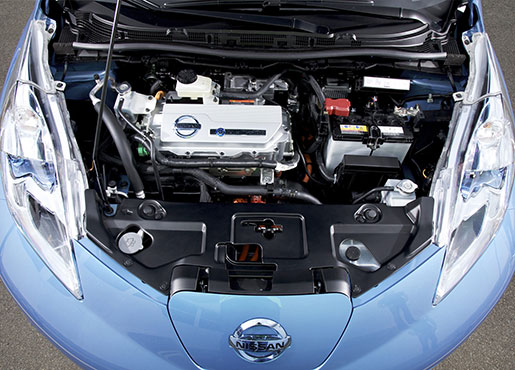 Mantenimiento motor coche