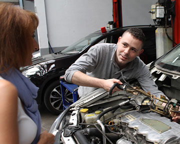 Prueba mecanica coche segunda mano