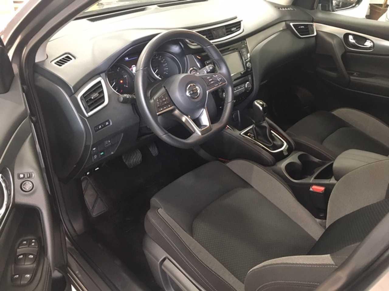 Nissan Qashqai 1.5 DCI 115CV DCT NCONNECTA 5P full