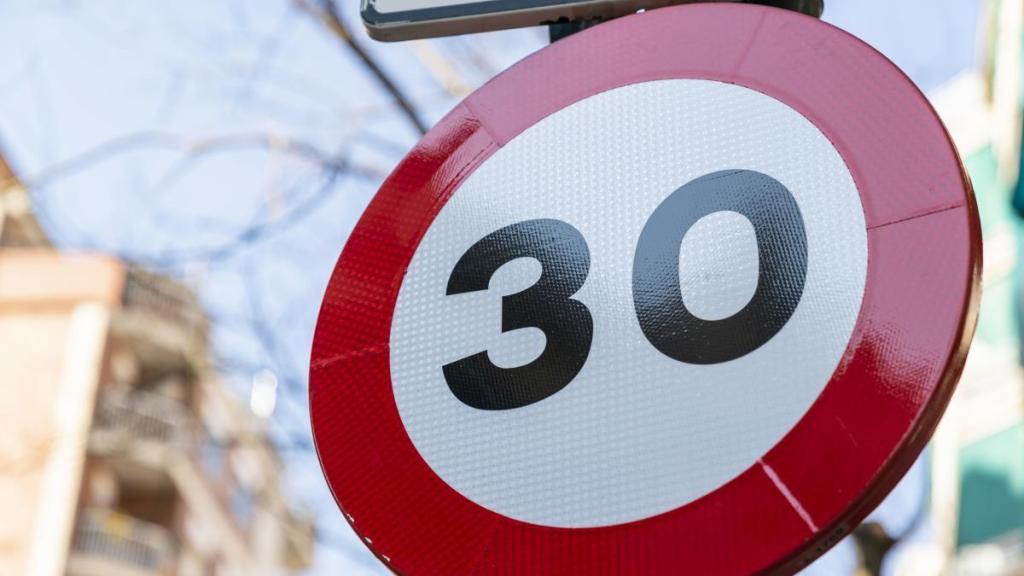 Limite 30 km/h