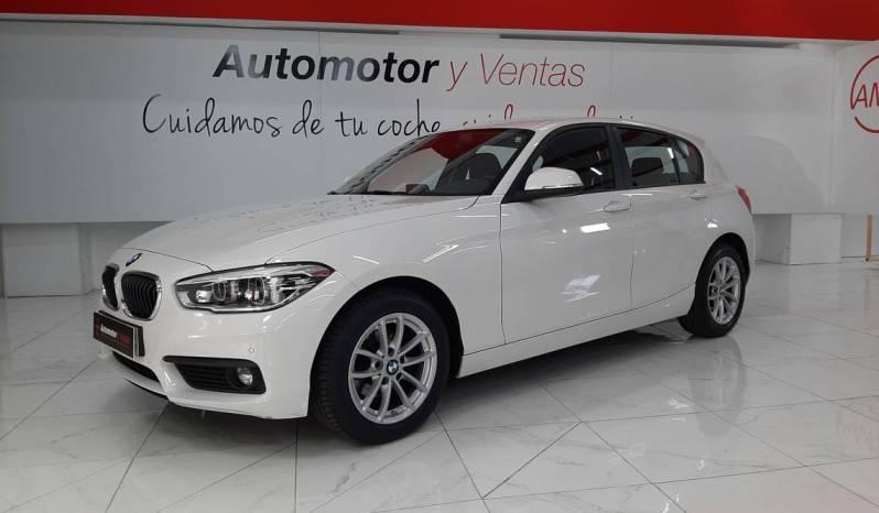 BMW Serie 1 Serie 1 116d EfficientDynamics lleno