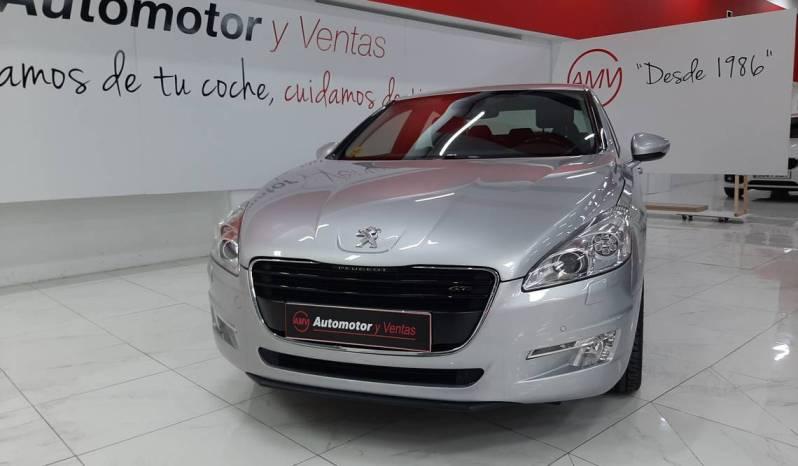 Peugeot 508 508 2.2 HDI 204cv Auto. lleno