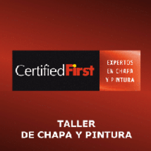 Taller certified first chapa y pintura Madrid