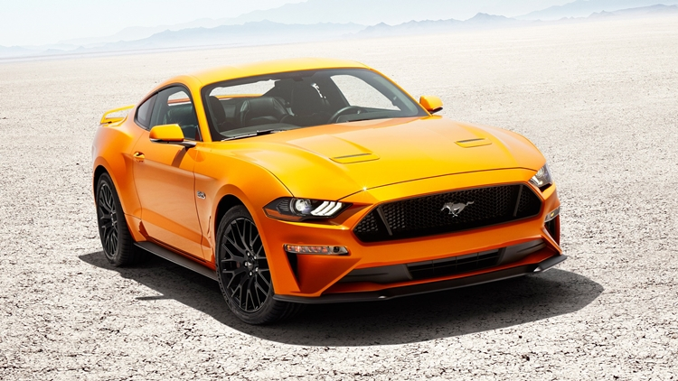 The 2018 Ford Mustang GT Has 460 HP