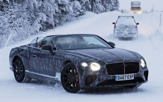 Bently Continental
