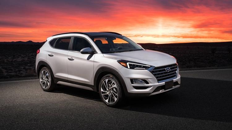 2019 Hyundai Tucson Debuts