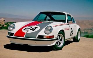 Porsche 911 2.7 RS tribute