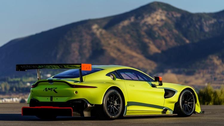 Aston Martin's new Vantage GT