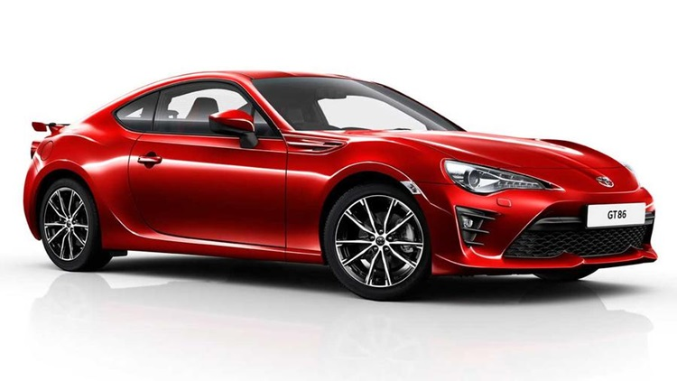 2019 Toyota 86 To Introduce Trd Special Edition Model