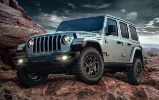 Jeep Wrangler Moab Edition