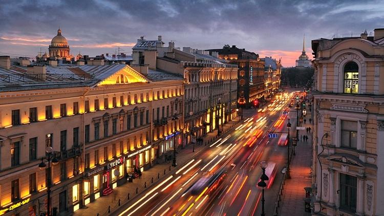 Saint-Petersburg Nevsky