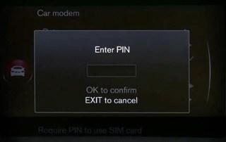 Security feature form TESLA