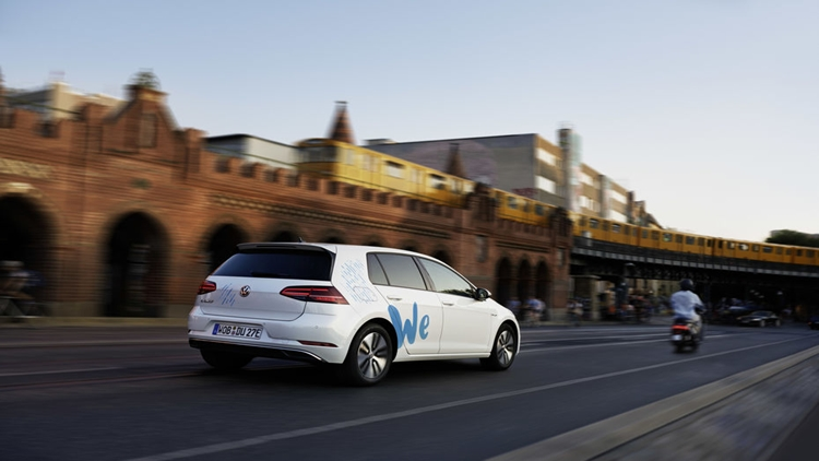 2,000 electric cars from VW