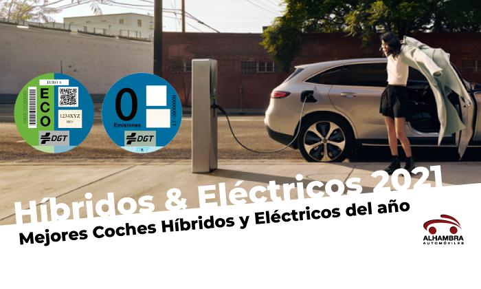 coches híbridos y electricos segunda mano