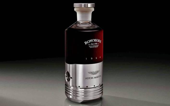 Black Bowmore DB5 1964