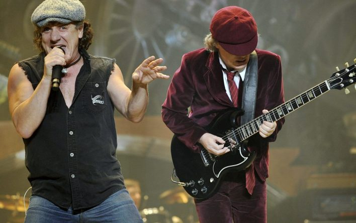 Brian Johnson: Driving to Hell