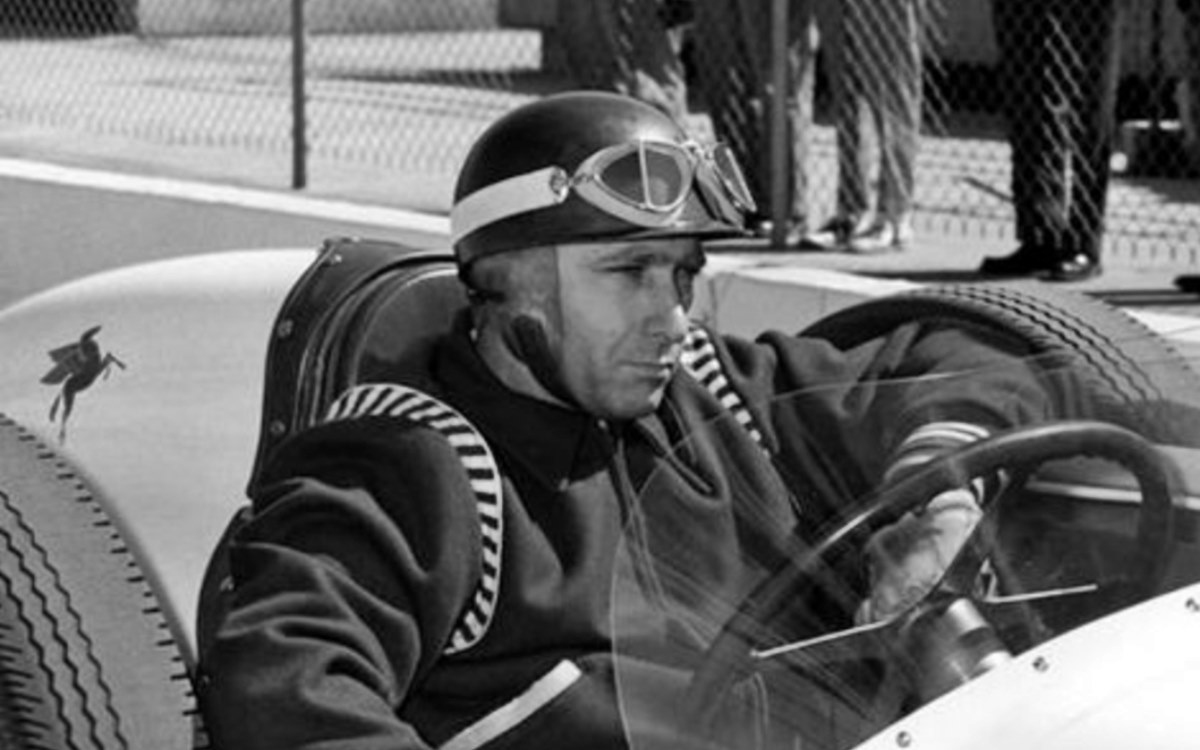 Even Juan Manuel Fangio stayed out of the Indianapolis 500