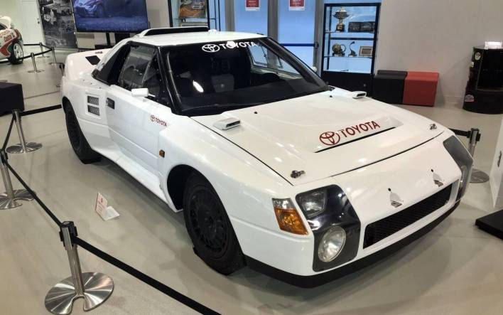 Toyota MR2 D222