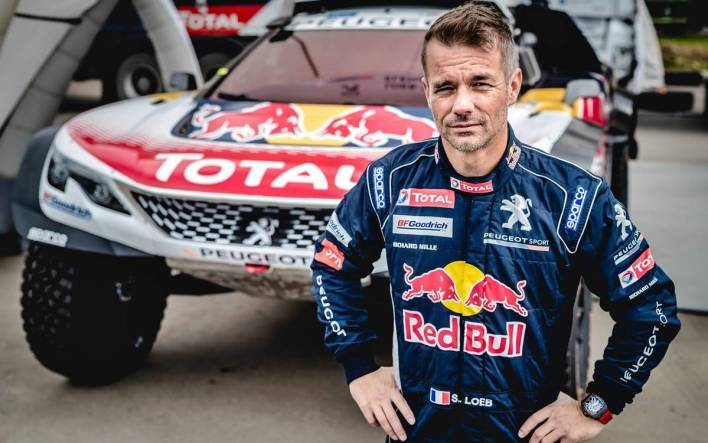 Sébastien Loeb 2017