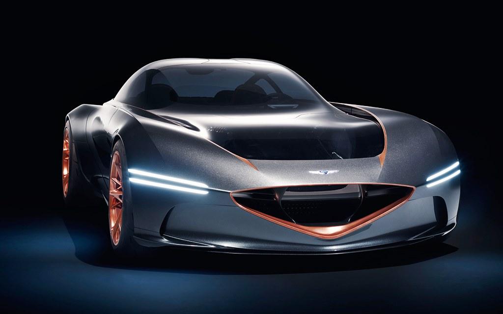 Genesis Essentia Concept: Un GT con ADN Premium