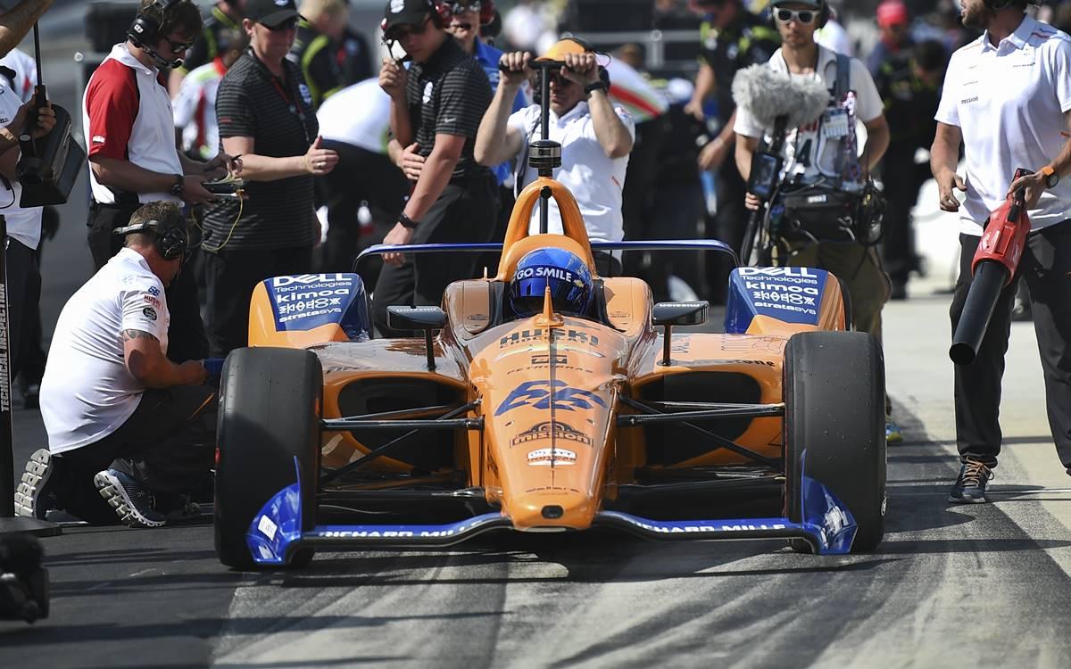 500 Millas de Indianápolis: McLaren no comprará un lugar en la grilla para Fernando Alonso