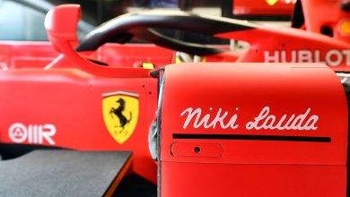 F.1 pays tribute to Niki Lauda in Monaco
