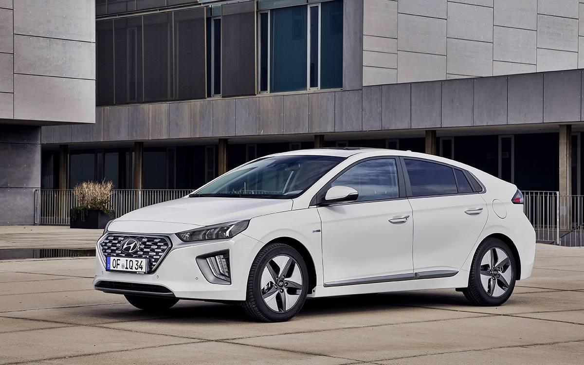 Hyundai confirmó la llegada a la Argentina del Ioniq híbrido