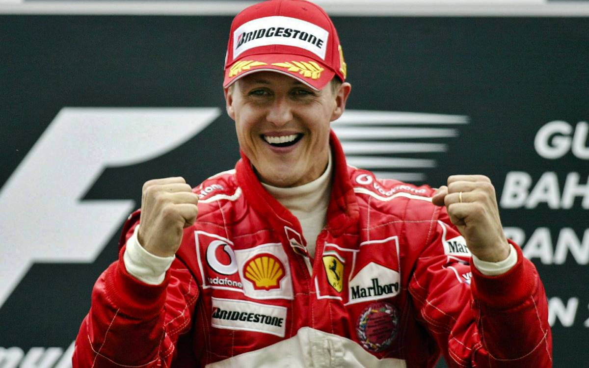 Michael Schumacher sigue luchando por recuperarse