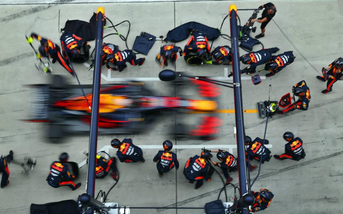 Los pit stop más rápidos en la historia de la Fórmula 1
