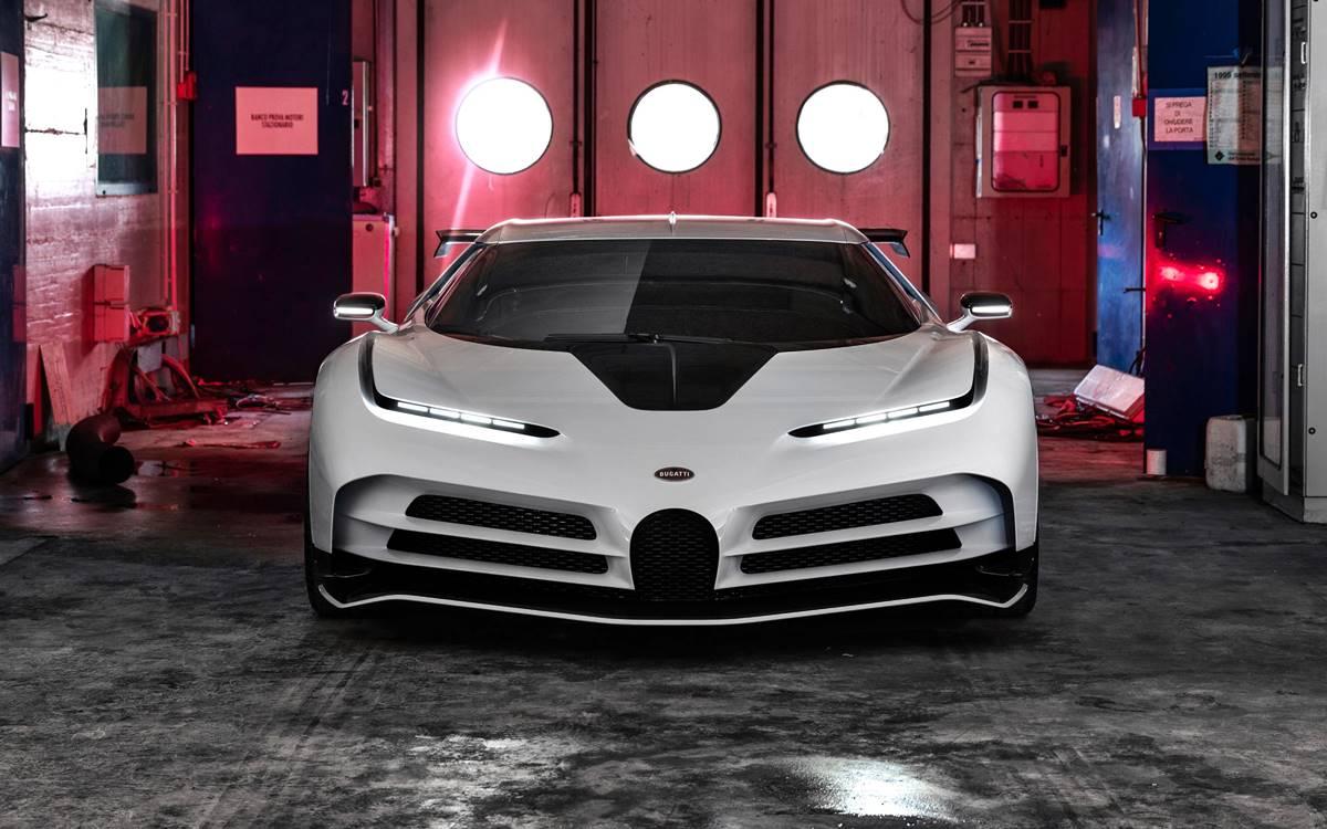 Bugatti Centodieci: 1.600 CV por 8 millones de euros