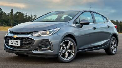 The Chevrolet Cruze Premier with Wi-Fi begins to be marketed in the country