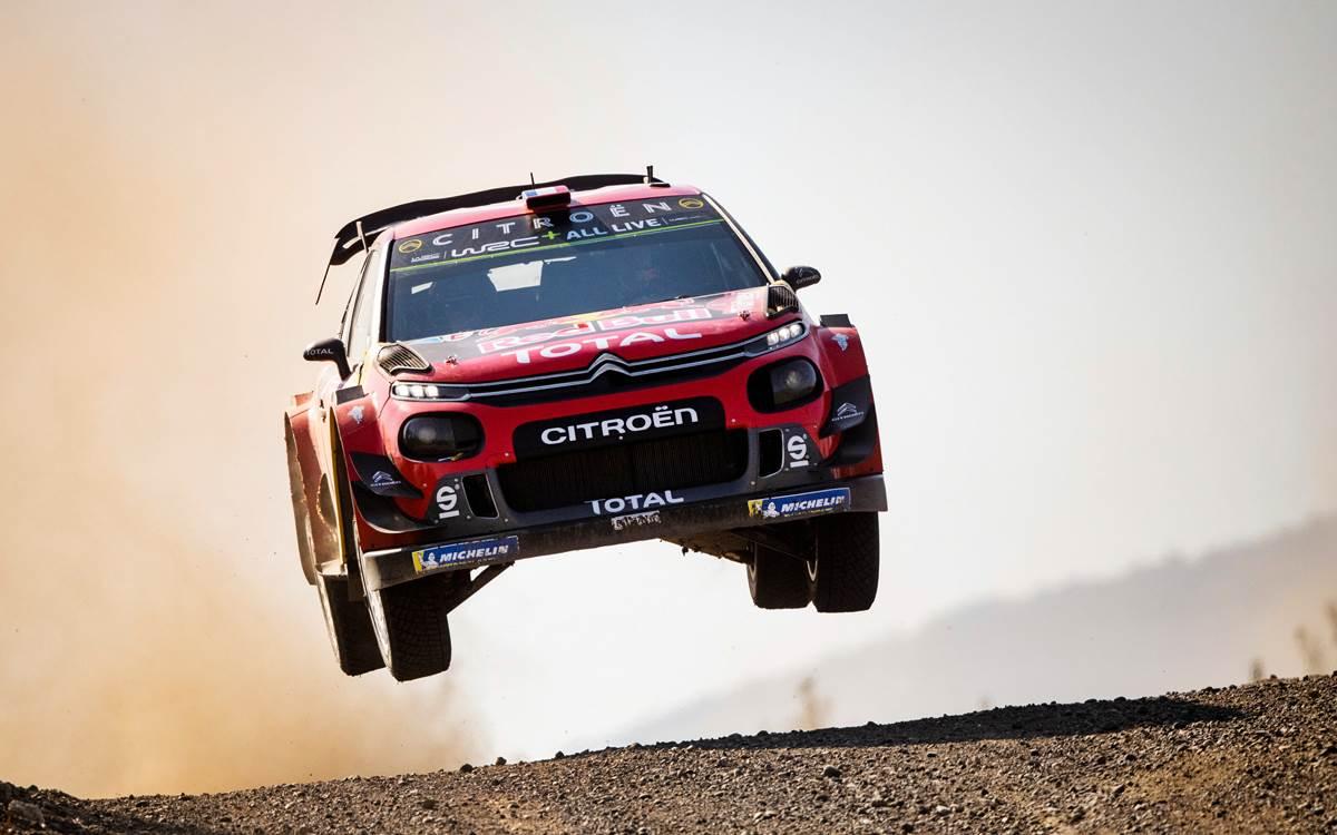 Una victoria clave de Sébastien Ogier en el Rally de Turquía