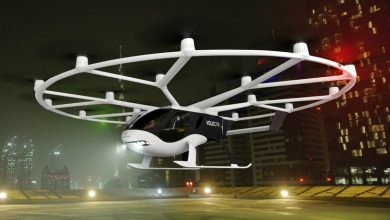 Volocopter and Geely to produce the VoloCity