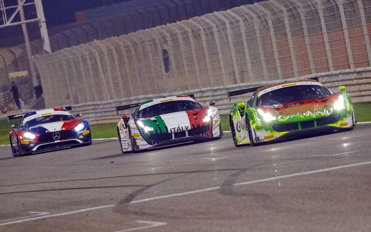 FIA Motorsport Game