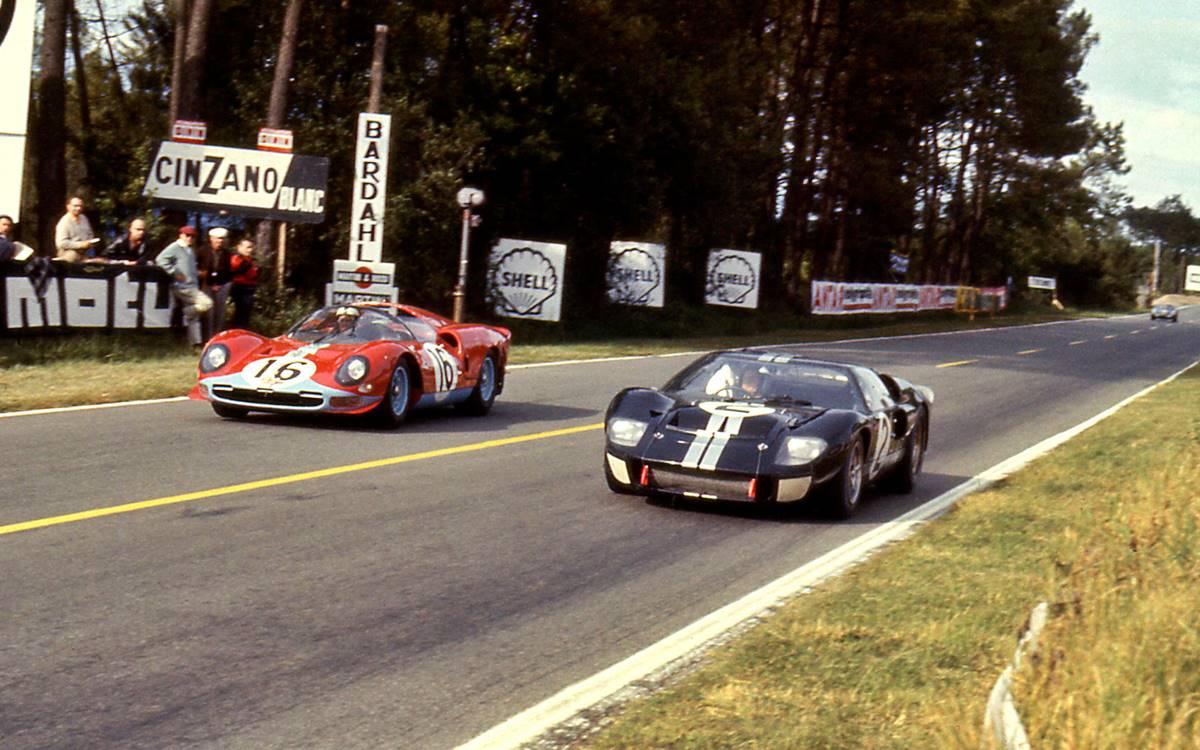 Le Mans 24 Hrs 1966