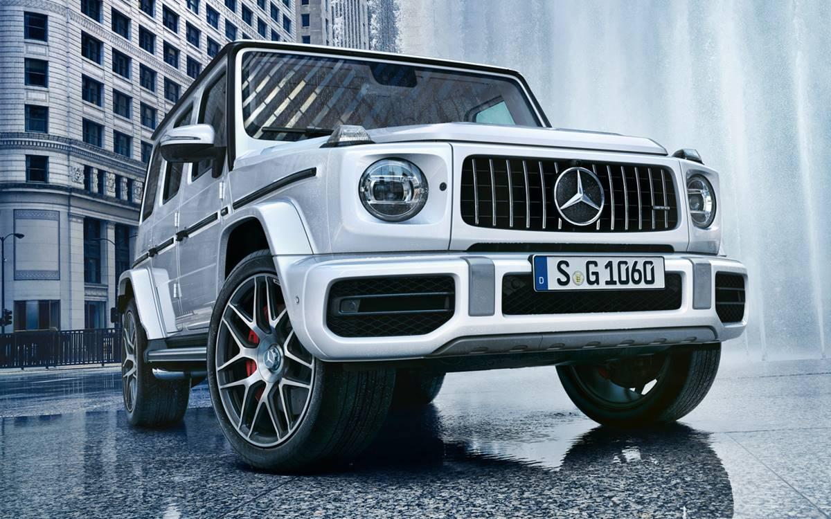 El Mercedes-Benz Clase G será eléctrico