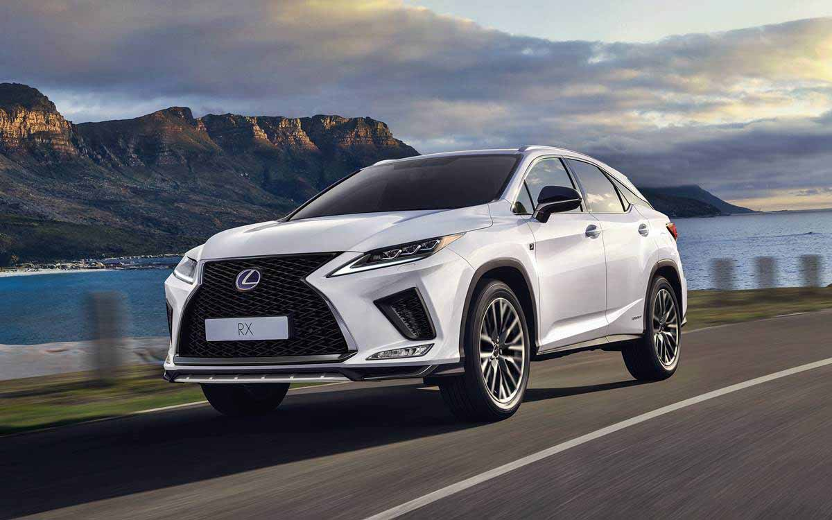 Lexus RX: La exclusividad como estandarte