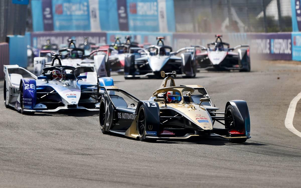 Da Costa ganó en Marruecos y pasó al frente del torneo de la Fórmula E