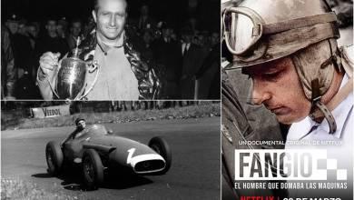 Netflix: El documental sobre Juan Manuel Fangio llega tiene fecha de estreno