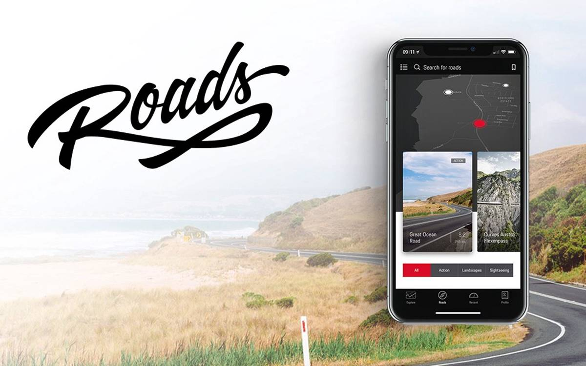 Roads by Porsche