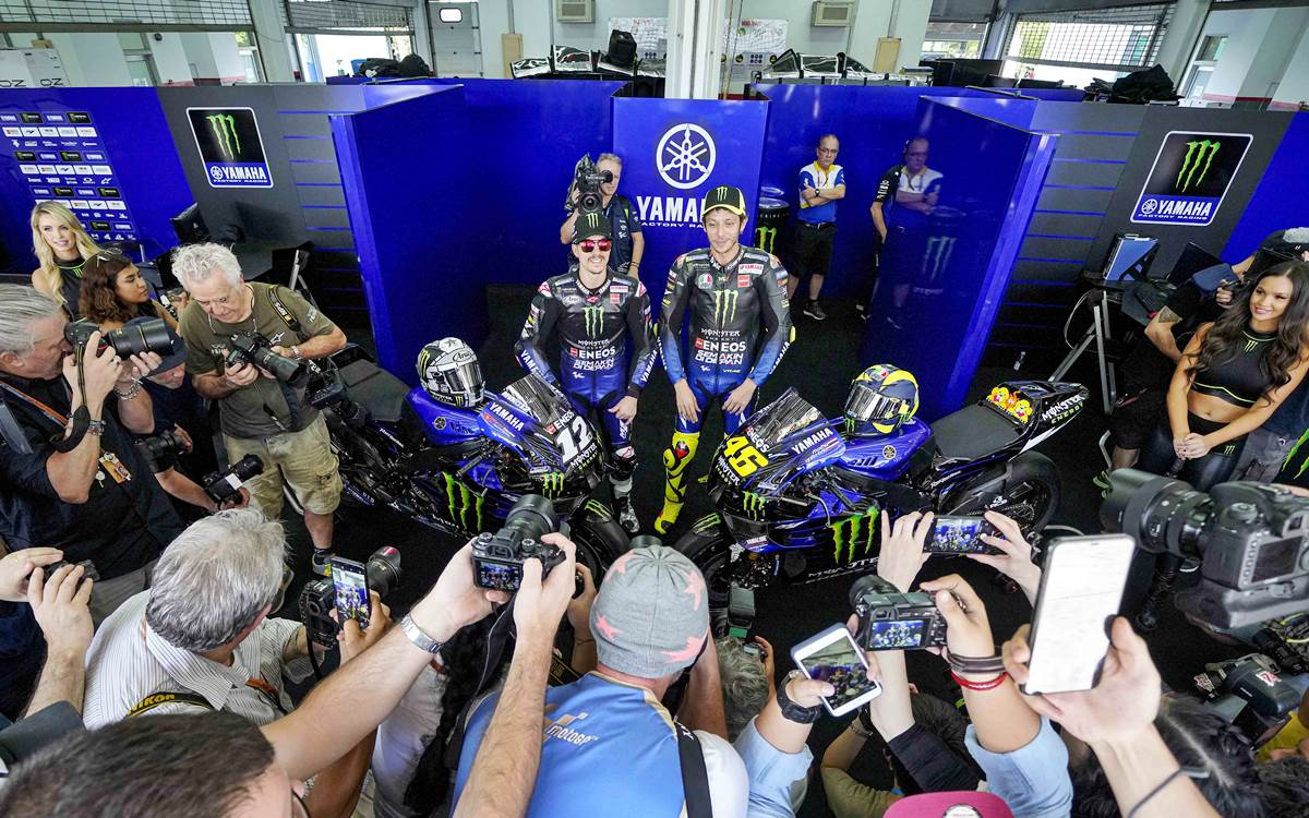 Yamaha wants to be the protagonist of MotoGP