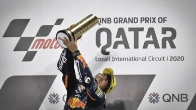 Photo of Nagashima y Arenas, los ganadores del GP de Qatar
