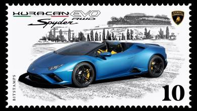 Lamborghini Bitstamp