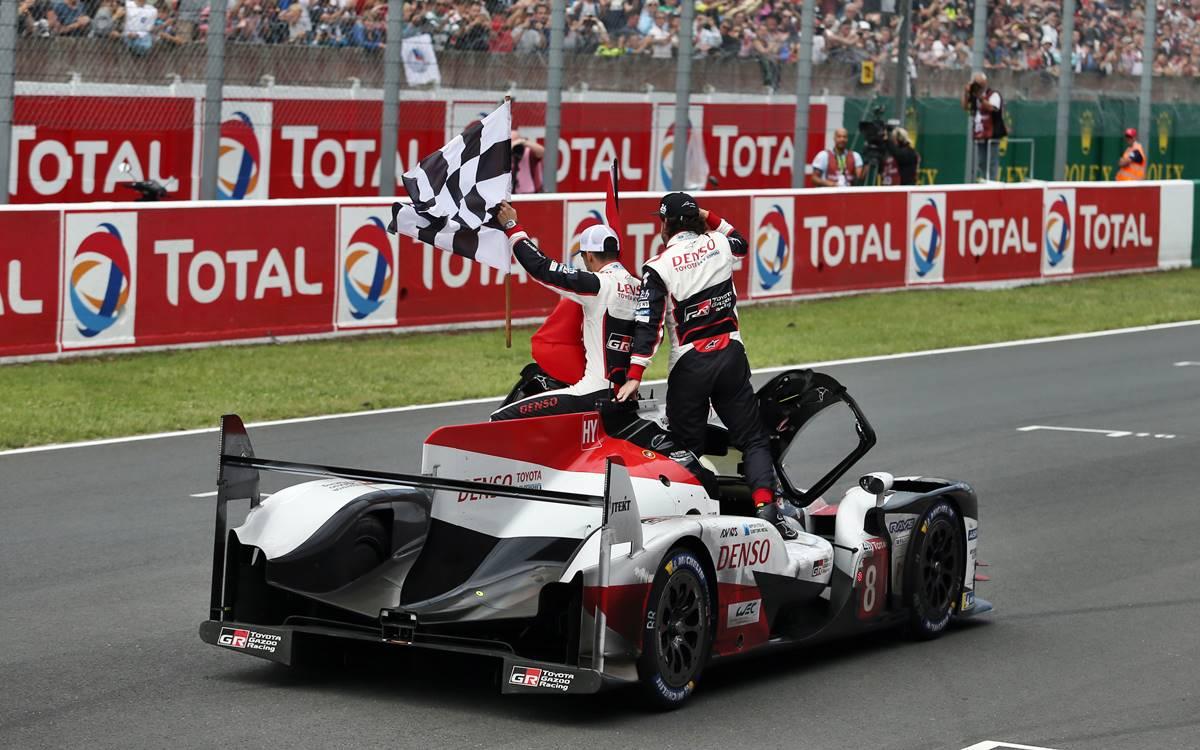 Total Le Mans