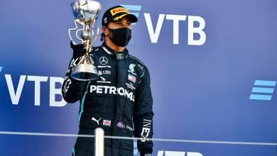 """Photo of Lewis Hamilton: """"Intentan frenarme…"""""""