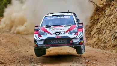 Photo of Cambio de mando en el equipo Toyota del WRC