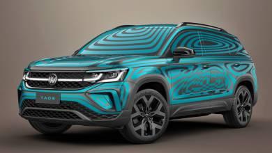 Photo of Así luce el VW Taos, aunque camuflado…